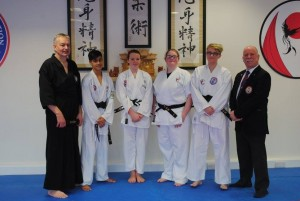 Kobudo Black Belt Grading