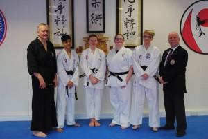 Kobudo Black Belt Grading